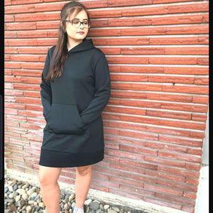 Ava hoodie dress
